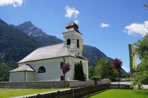Pfarrkirche Unterleutasch