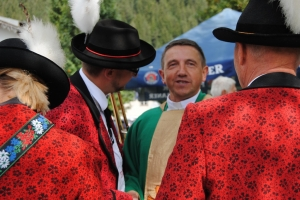 Abschied von Pfarrer Mag. Krzysztof Kaminski August 2018