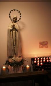 Einweihung Fatima Kapelle Februar 2017