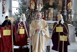Advent/Weihnachten/Sternsingen 2020/21